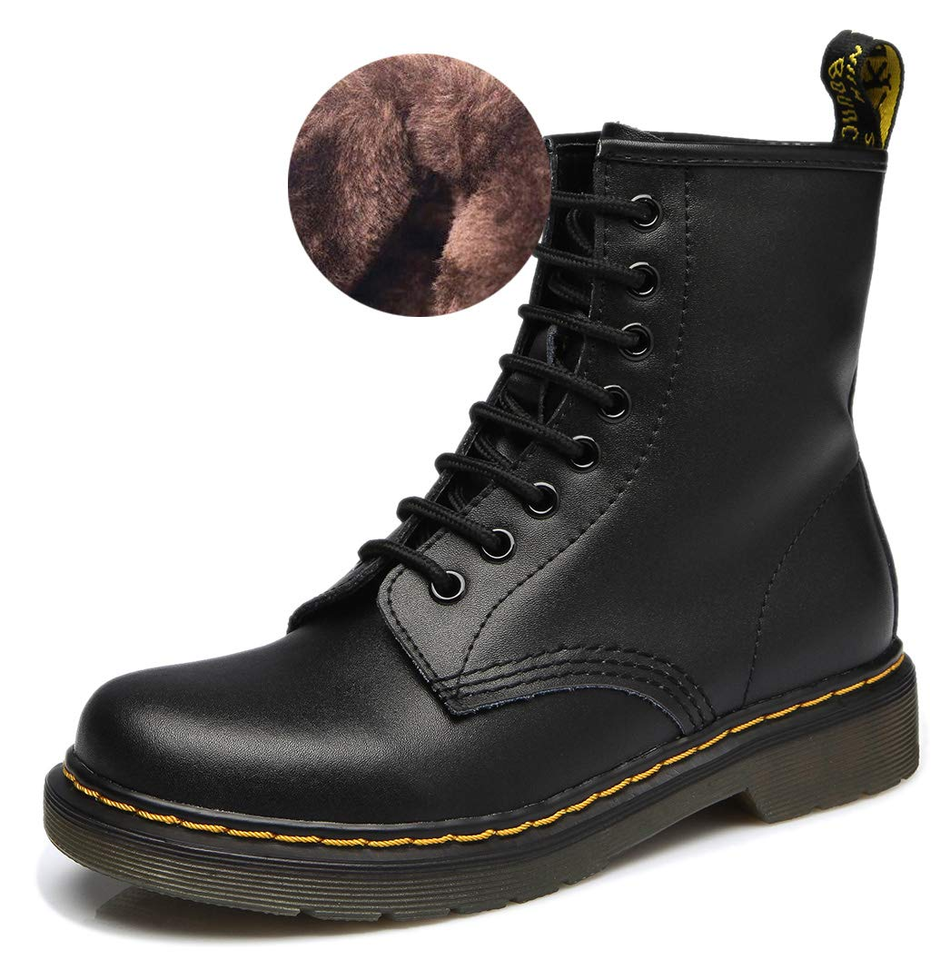 uBeauty B - Classiques Sport Bottes Femme - Martin Bottes - Boots Flattie Sport - Chaussures Classiques - Bottines À Lacets Velours Noir B 212ebdf - automatisms.space