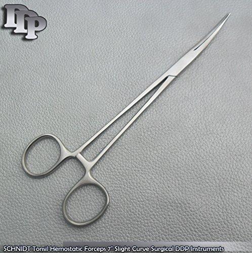 Tonsil Forceps (Schnidt Tonsil Hemostatic Forceps 7