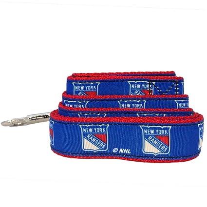 Amazon.com   All Star Dogs NHL New York Rangers Dog Leash 88274aecc