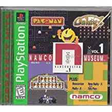 Namco Museum Vol. 1 (PlayStation)