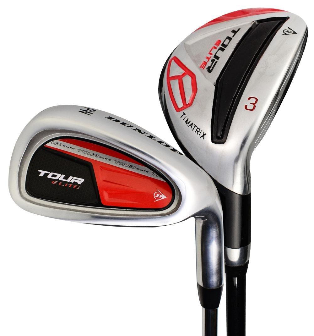 Dunlop golf- Tour Eliteハイブリッドアイアン B07BKNBPXF レギュラー Right