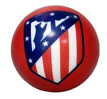 Atletico de Madrid Pelota antiestrés 63mm (BA-20-ATL), Multicolor ...