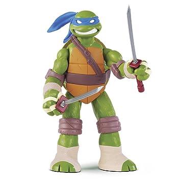 Tortugas Ninja - Figura Battle Shell Leo (Giochi Preziosi ...