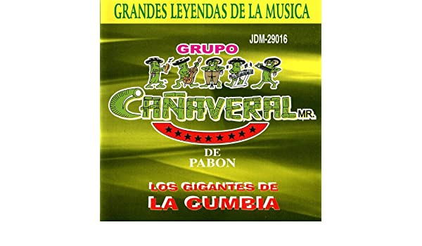 Los Gigantes De La Cumbia, Vol. 2 Disco 2 by Grupo Carñaveral on Amazon Music - Amazon.com