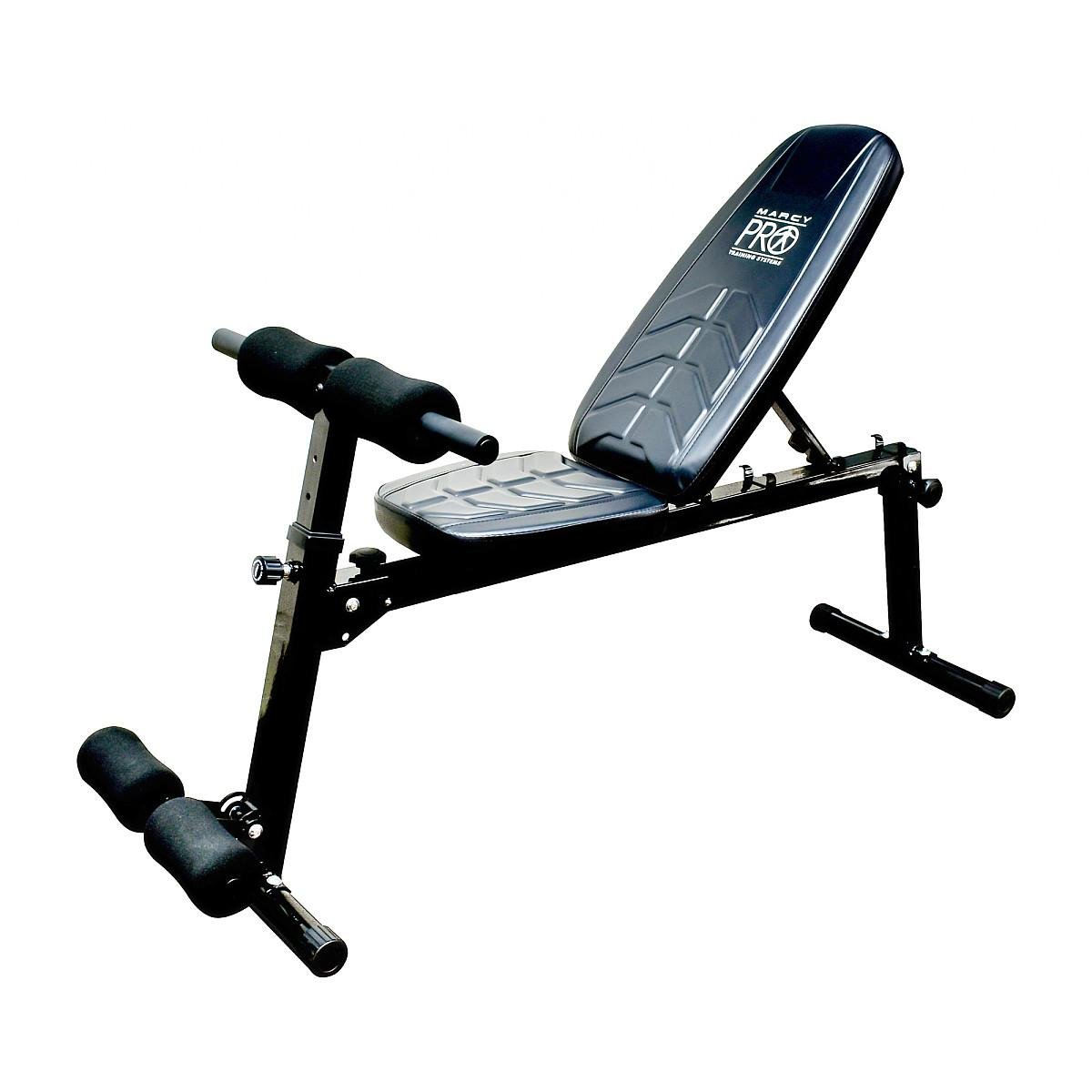 MARCY PRO UTILITY BENCH
