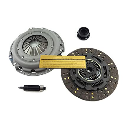 EFT HD CLUTCH KIT 96-01 SILVERADO SIERRA 1500-3500 C G K R V 6.5L TURBO