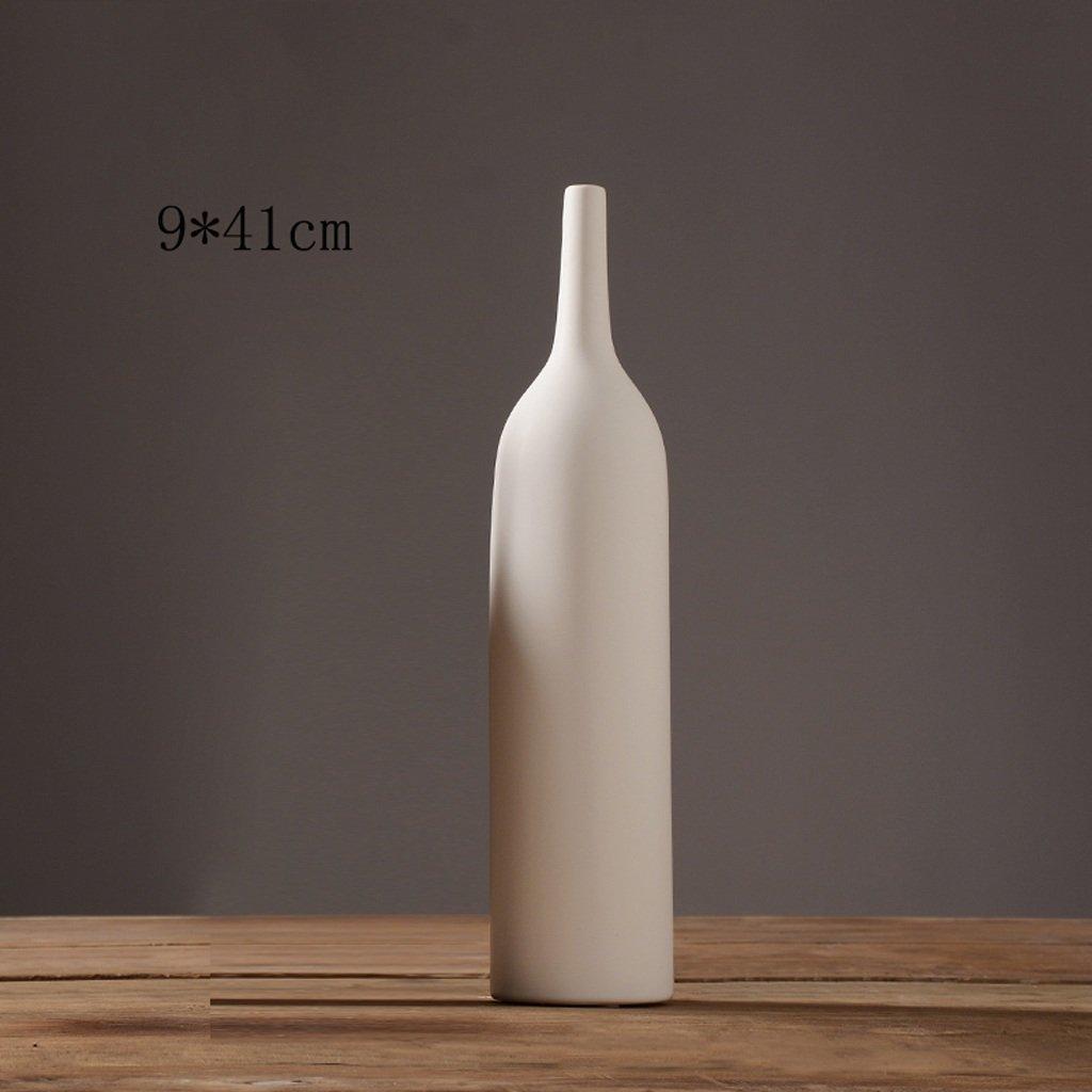 best-seller Vaso ZLR Ornamenti Fiori di Ceramica Ceramica Ceramica Decorati a Mano (Dimensioni   D)  negozio online