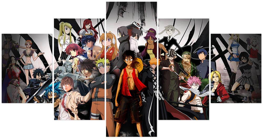 Ace Silk Poster Wallpaper 24 X 14 inch Anime  One Piece Portgas D
