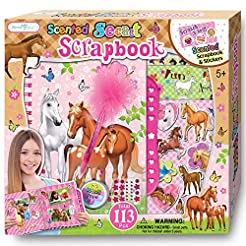 SMITCO Horse Gifts for Girls - Scrapbook...