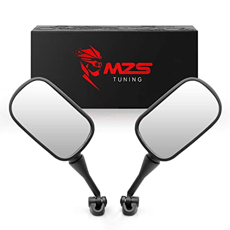 MZS Motorcycle Mirrors Rear View Adjustment for Honda CBR600 CBR 600 F4 F4i CBR600RR PC37 CBR900RR CBR929RR CBR954RR SC50 RVT1000 SP-1 SP-12 RC51 RVT1000R