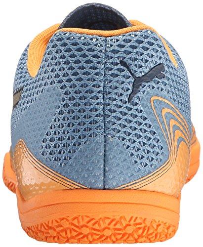 Puma Uomo Invicto Fresco Sneaker Blu Cielo / Arancio Brevetto