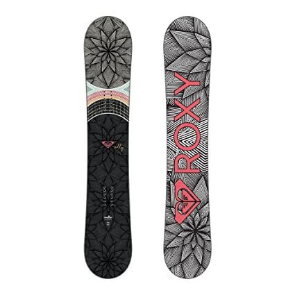 21e09ab9da80 Amazon.com  Roxy Ally Women s Snowboard 2019  Sports   Outdoors
