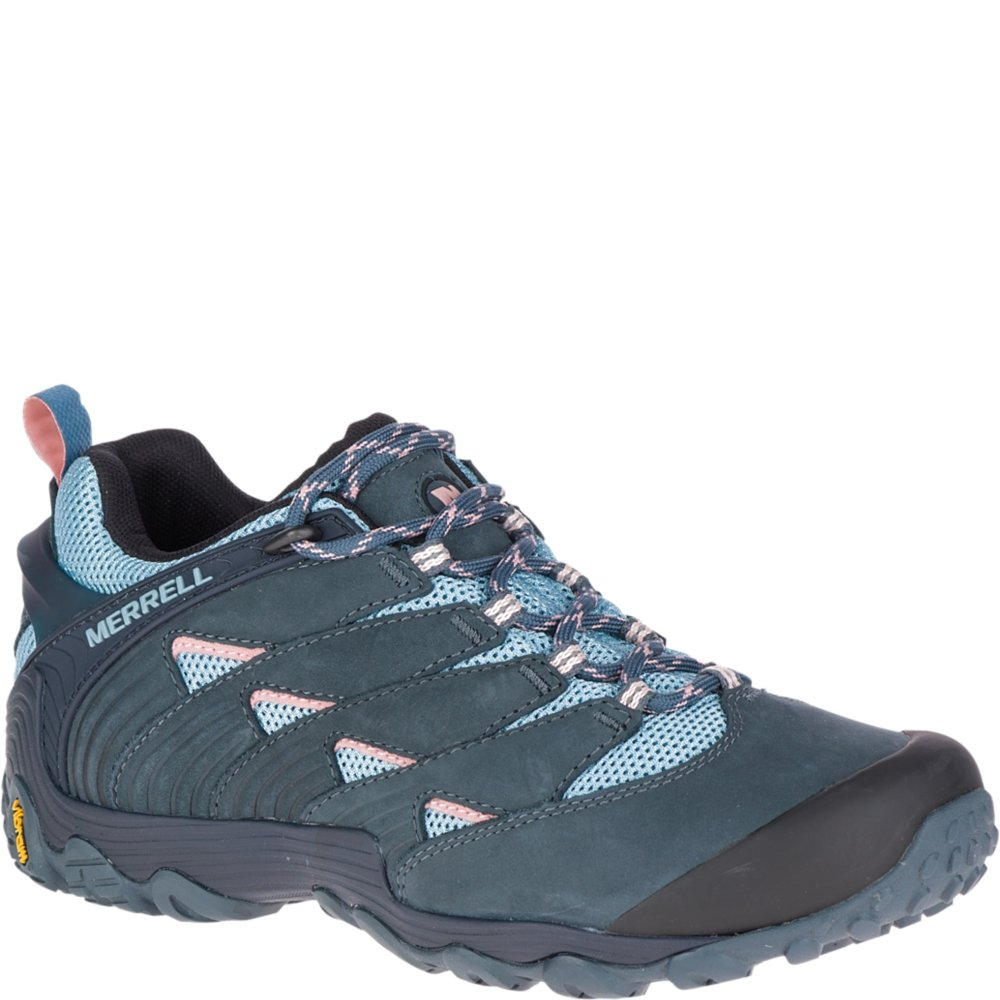 Merrell Women's Chameleon 7 Hiking Shoe B071G1PPKC 11 B(M) US|Slate