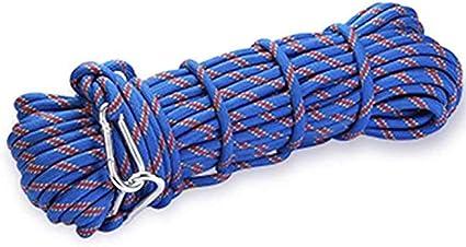 diam/ètre 10 mm for lutte contre lincendie Corde-60m corde descalade CHQYY Corde de chanvre escalade en plein air Escalade en plein air
