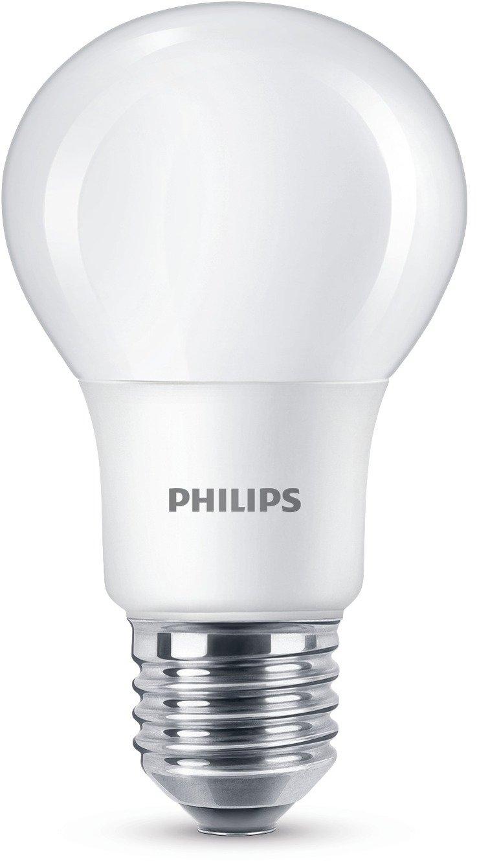 Philips LED Lampe ersetzt 60 W, E27, neutralweiß (4000K), 806 Lumen ...
