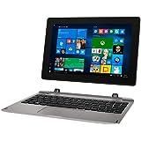 Medion E1239T 25,7 cm (10,1 Zoll Full HD) Convertibel Touch-Notebook (Intel Atom Z8350, 2GB RAM, Intel HD Grafik, Win 10 Home)