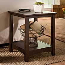 Buena Vista End Tables in Madison Cherry