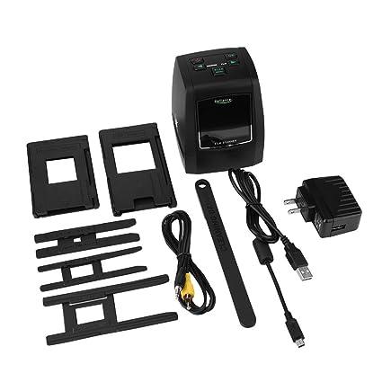 fosa Slide&Negative Scanners, Movie Scanner, High Resolution14/22MP, CMOS Image Sensor,