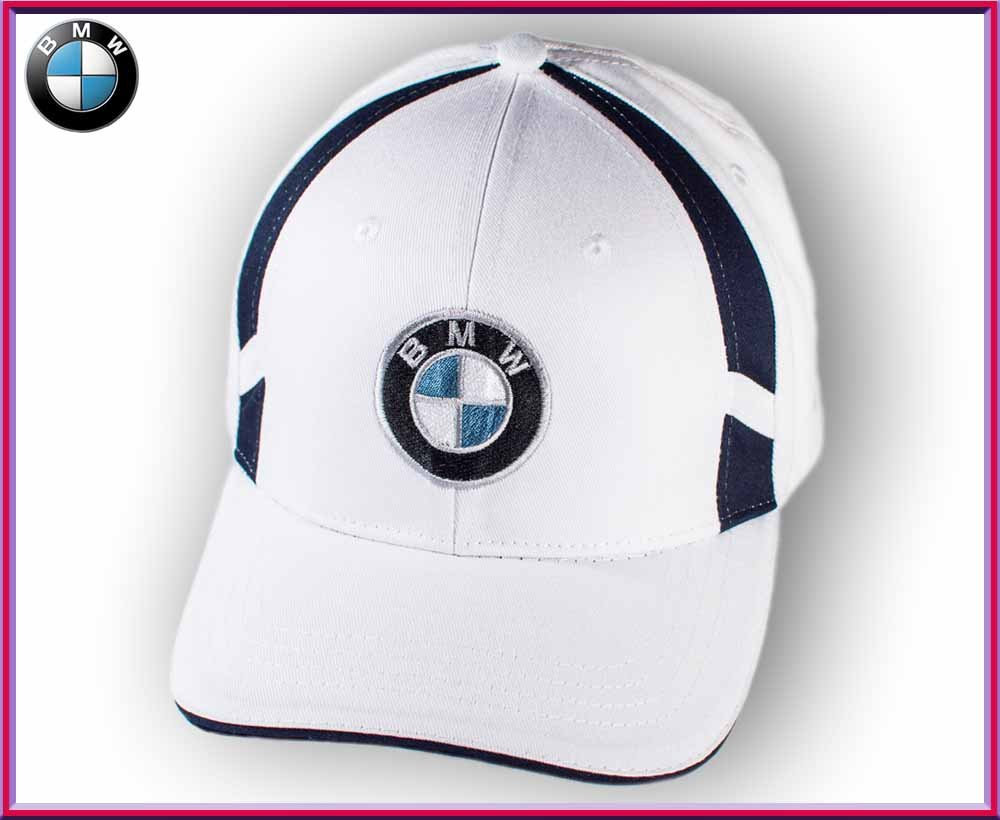 BMW///macho, white power-Gorra con logotipo de BMW Nueva colección ...