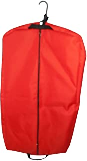 product image for 36 Inch Garment Bag 600 Denier Polyester,Two Pockets,Carry on Bag Made in USA. (Orange)