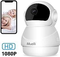 Caméra IP Wifi sans Fil Muzili HD