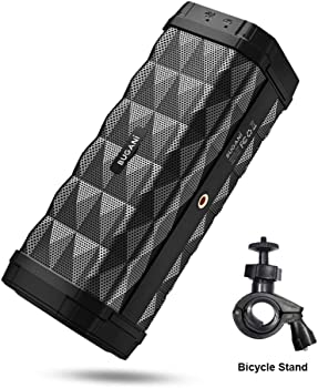 Bugani M99 16w Bluetooth 5.0 Portable Speaker with Stand