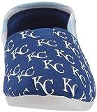 FOCO MLB Kansas City Royals Women's Canvas Stripe