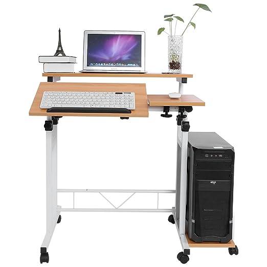 Yosoo mesa escritorio para Computer escritorio oficina porta pc ...