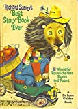 Richard Scarry's Best Story Book Ever ~ A Deluxe Golden Book