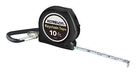 Amazon.com: Komelon 4110CS - Cinta métrica para llavero ...