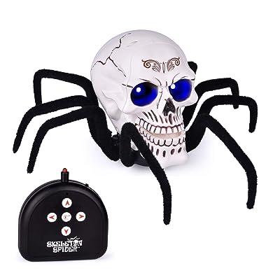 Remote Control Spider Toy