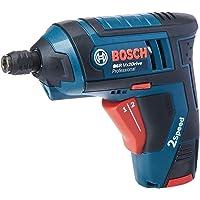 Bosch 06019A21D0-000, Parafusadeira 19A2 GSR Mx2 Drive 127V Bat, Azul