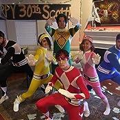 Amazon.com: Disguise Sabans Mighty Morphin Power Rangers