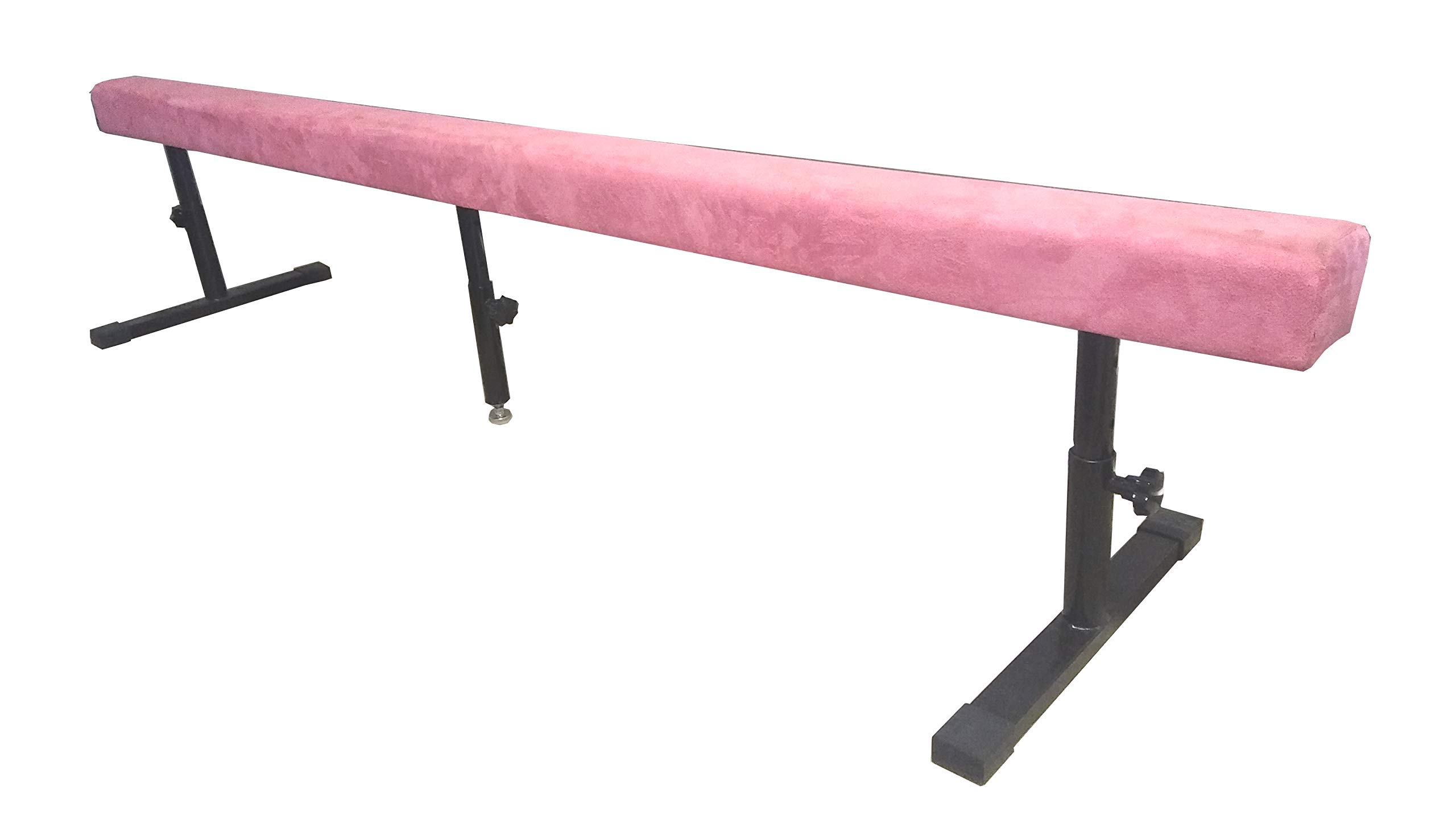 Gymnastics Balance Beam. 4', 8', Risers. 6 Option to Choose from (Heavy Duty 8 ft Beam with 3 risers.)