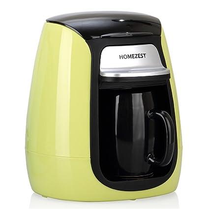 HOME UK- CM-313 Mini Copa Individual Maquina de cafe Completamente automatico por goteo