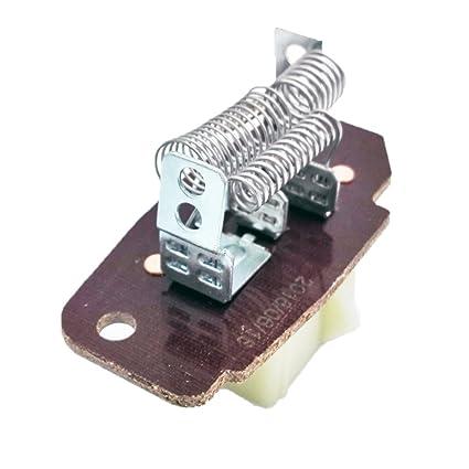 amazon com jsd br0751 blower motor fan control modeule resistorjsd br0751 blower motor fan control modeule resistor fits ford e f series excursion econoline ref