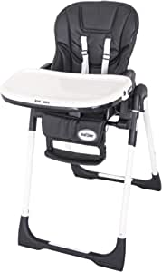 Love N Care Montana High Chair, Black