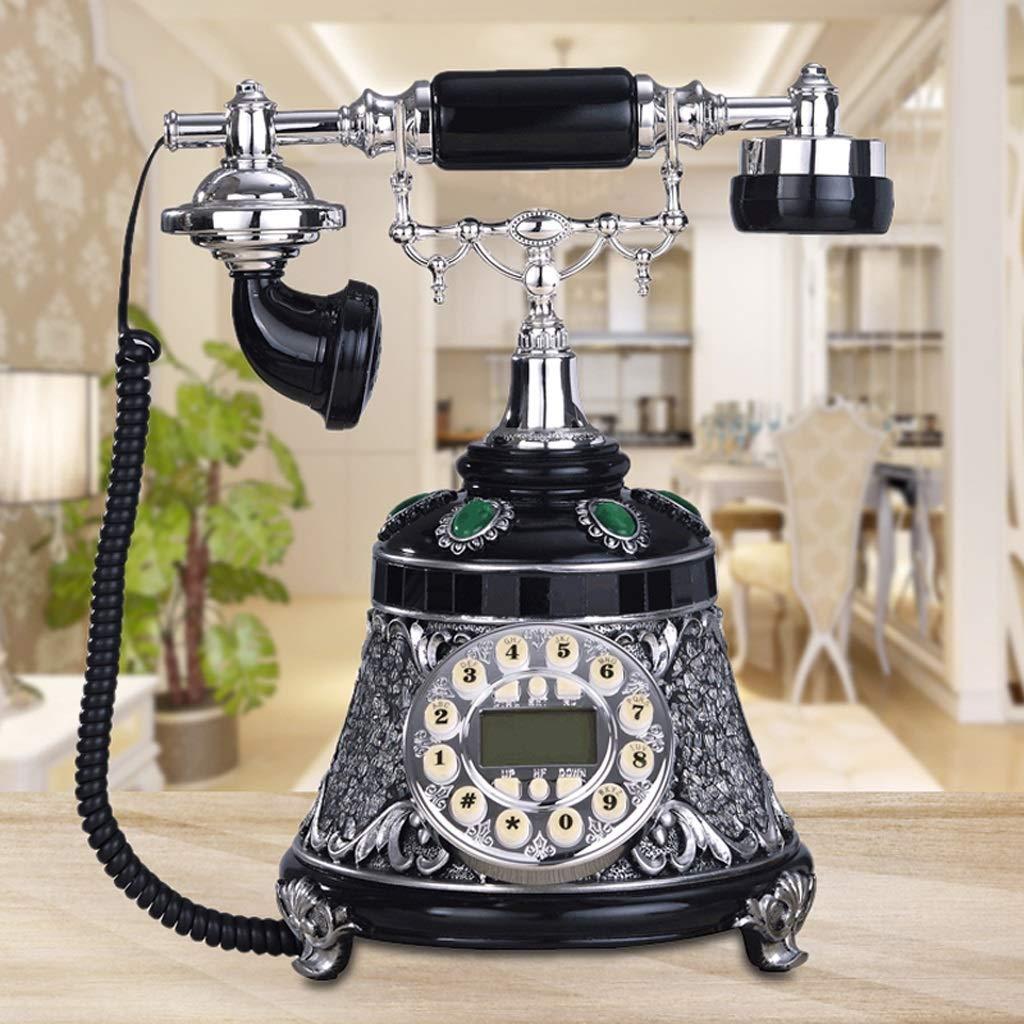 Telephone Modern Retro European Pastoral Phone SunXue Neoclassical Art Caller Id Landline Welcome