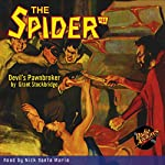 The Spider: Spider #44 May 1937 | Grant Stockbridge, RadioArchives.com