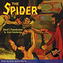 The Spider: Spider #44 May 1937 Audiobook by Grant Stockbridge,  RadioArchives.com Narrated by Nick Santa Maria