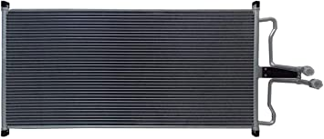 AC Condenser A//C Air Conditioning for 04-08 Ford F150 06-08 Lincoln Mark LT