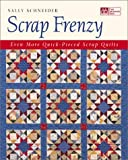 Scrap Frenzy, Sally Schneider, 1564773639