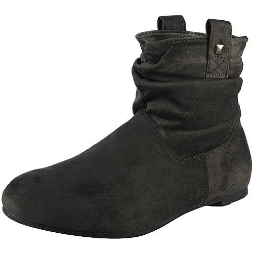 Loud Look - Botines de Material Sintético mujer: Amazon.es: Zapatos y complementos