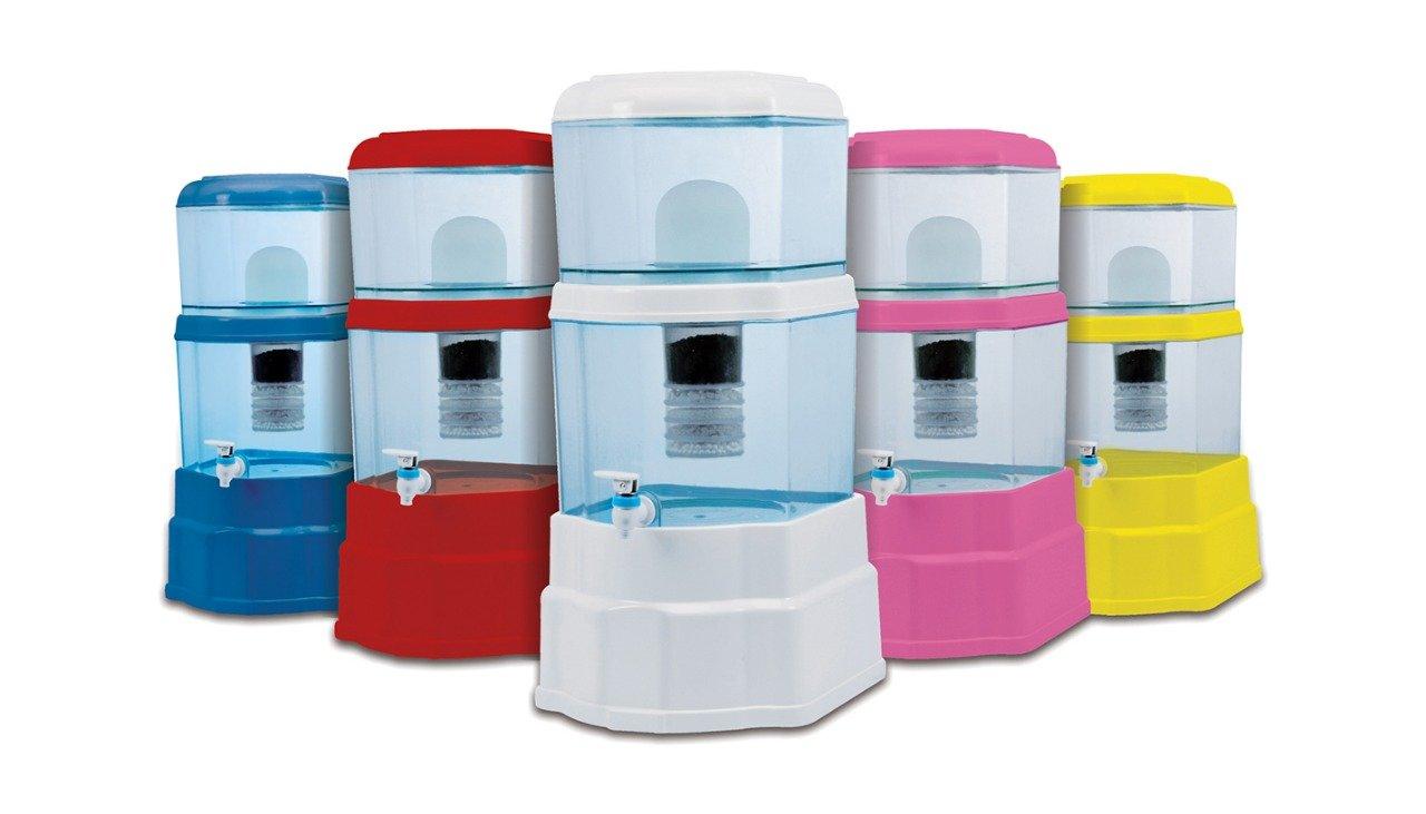 Aquafresh Mineral 7 Stage 15 Ltr Gravity Water Purifier