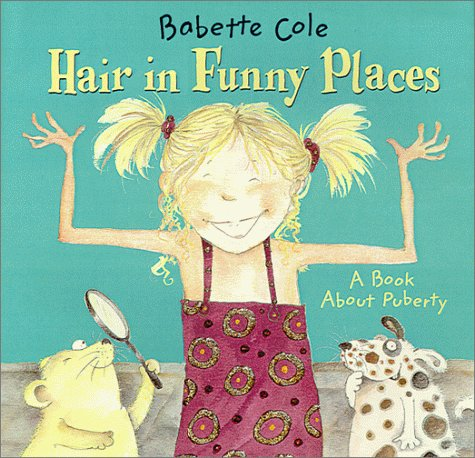Funny Places (Hair in Funny Places)