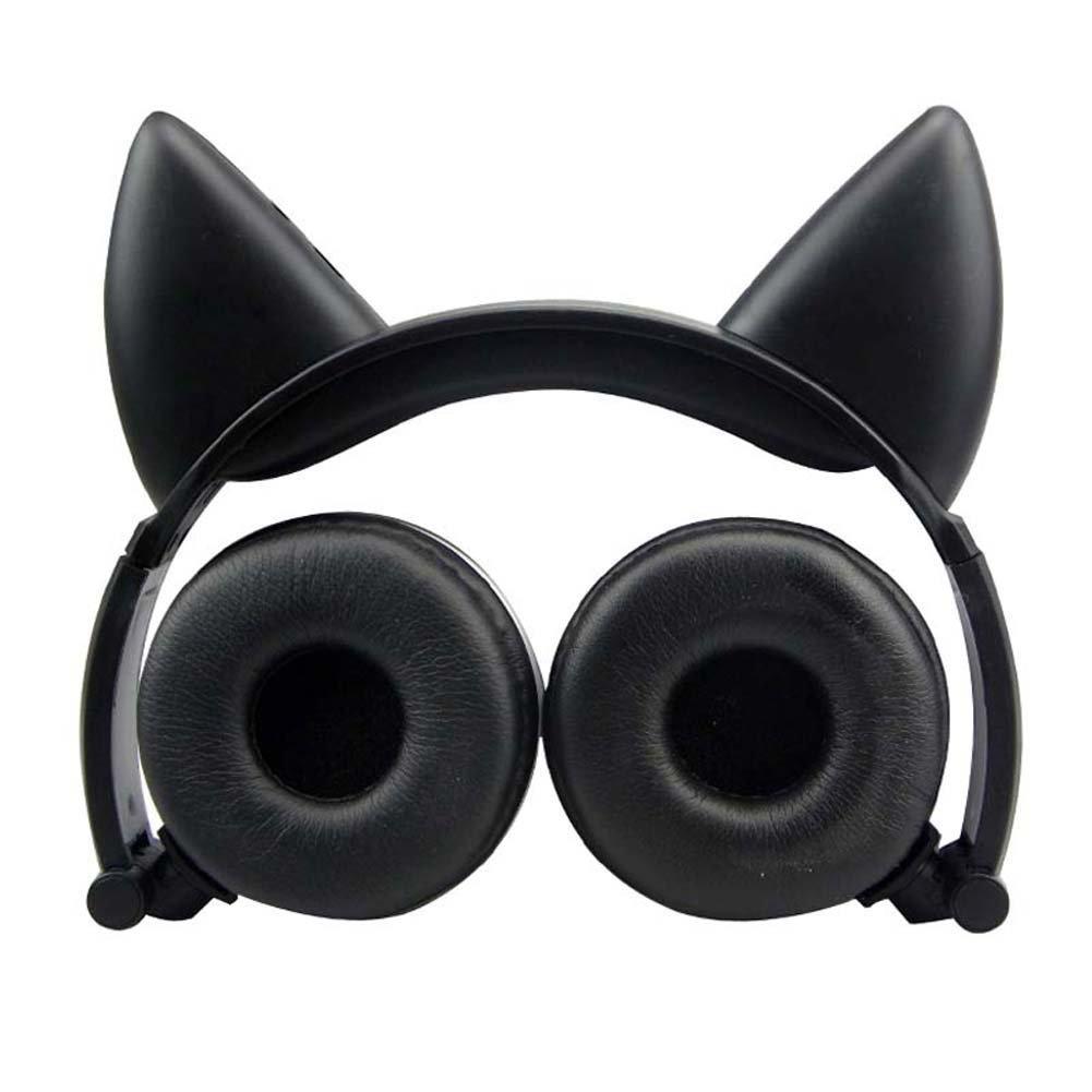 Kopfhörer Bluetooth Kabellos On Ear Katzenohr: Amazon.de: Elektronik