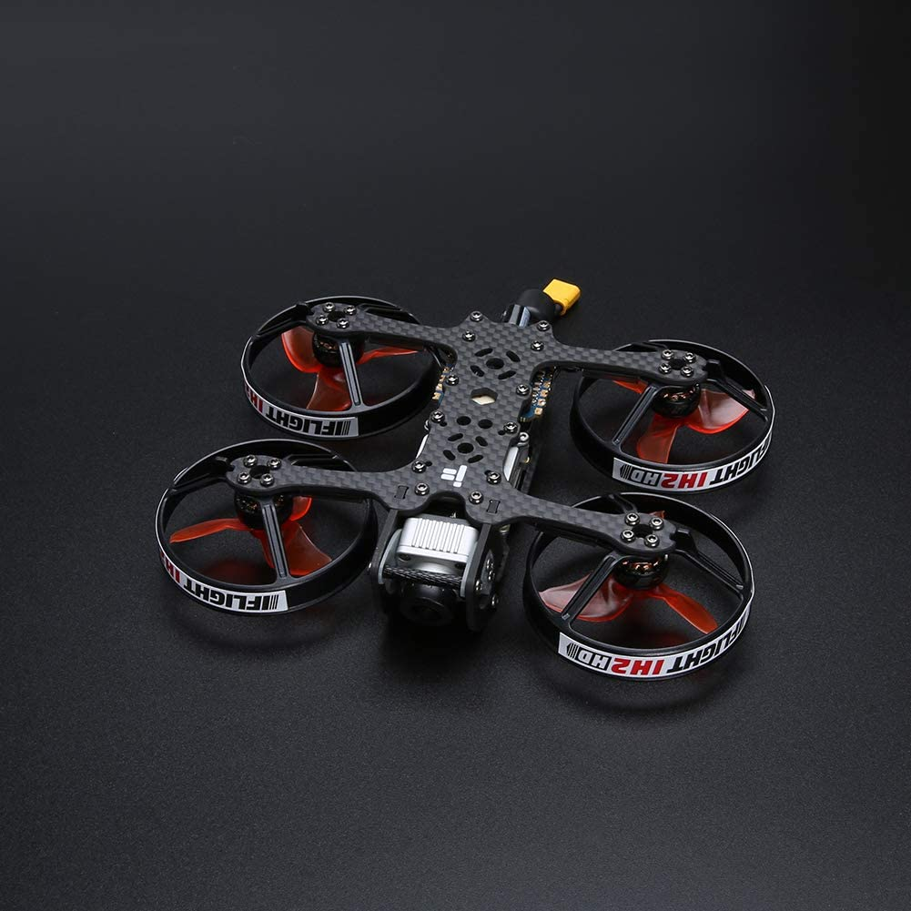 iFlight iH2 HD Whoop BNF w//Caddx Vista Digital HD System for Freestyle Micro Brushless Drone