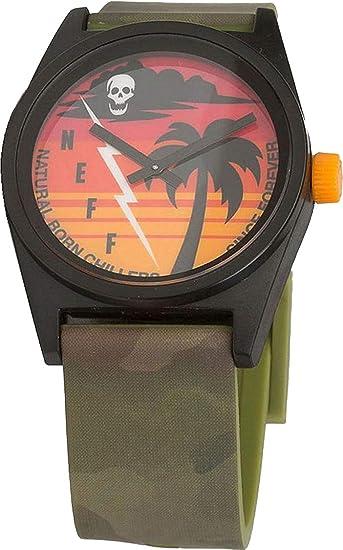 NEFF Reloj de diario Wild para hombre