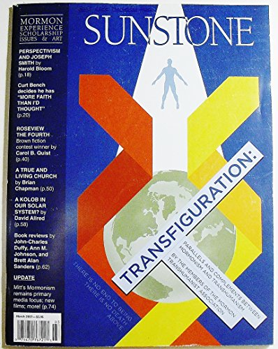 Sunstone Magazine, March 2007, Issue 145