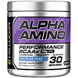 Best Bcaa Powders - Cellucor, Alpha Amino Performance BCAAs, Icy Blue Razz Review